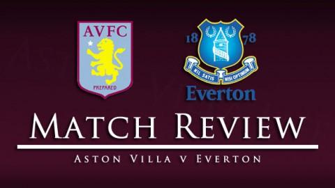 Time to panic yet? Aston Villa 1-3 Everton