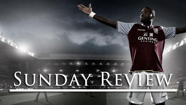 Sunday Review - Bent Minus Supply