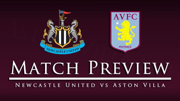 Match Preview - Newcastle United vs Aston Villa