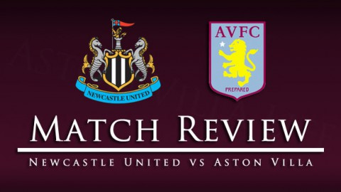 Villa's First Point: Newcastle 1-1 Aston Villa