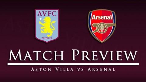 Can Aston Villa Avoid An Arse Kicking This Weekend?