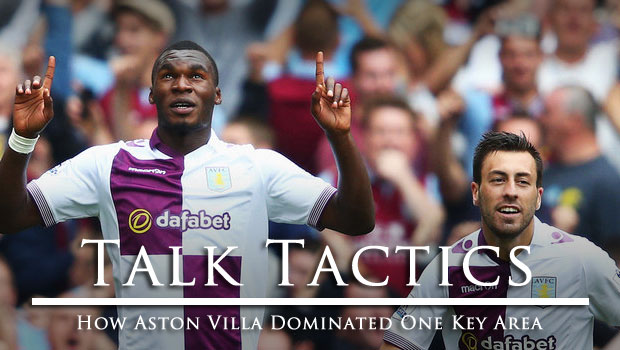 Talk Tactics How Aston Villa Dominated One Key Area