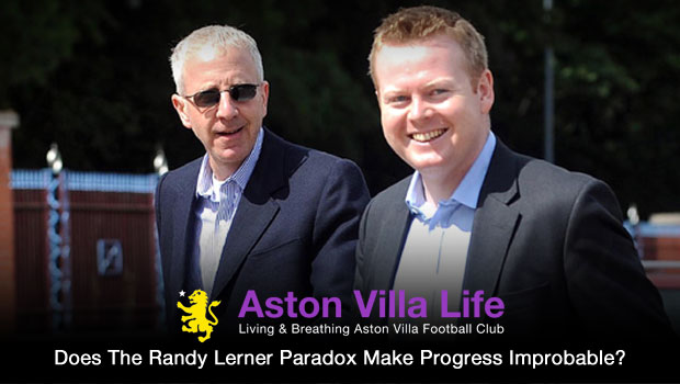 Does The Randy Lerner Paradox Make Progress Improbable