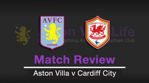 Aston Villa 2-0 Cardiff: Bacuna to the Rescue