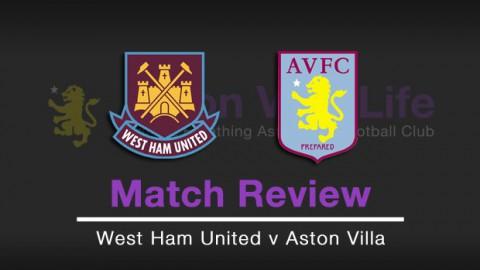 Match Review: West Ham 0-0 Aston Villa