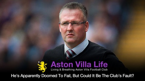 He's Apparently Doomed To Fail, But Could It Be The Club's Fault?