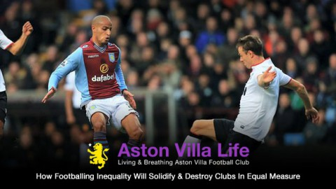 How Footballing Inequality Will Solidify & Destroy Clubs In Equal Measure