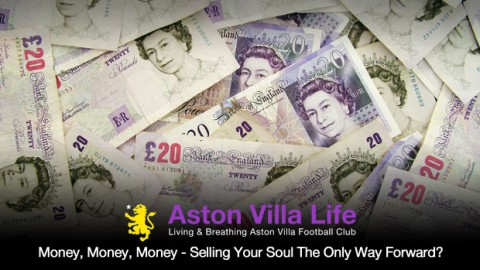 Money, Money, Money – Selling Your Soul The Only Way Forward?