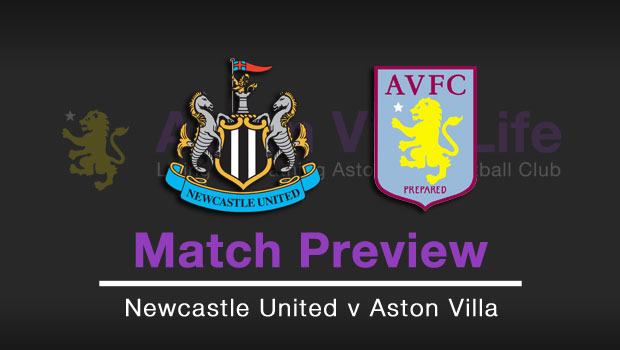 Match Preview Newcastle United V Aston Villa