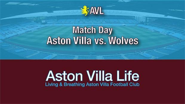 Aston Villa vs. Wolverhampton Wanderers